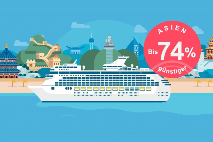 The Cruise Routes